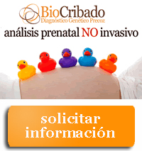 Solicitar Información Test Prenatal no invasivo